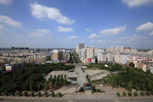 青白江建材产业领跑成都第二圈层